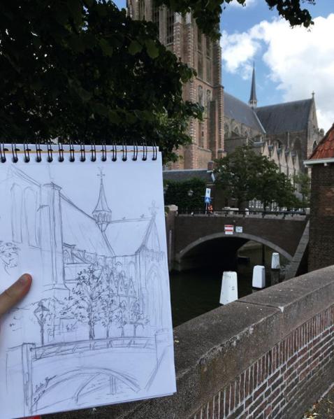 Church in Dordrecht