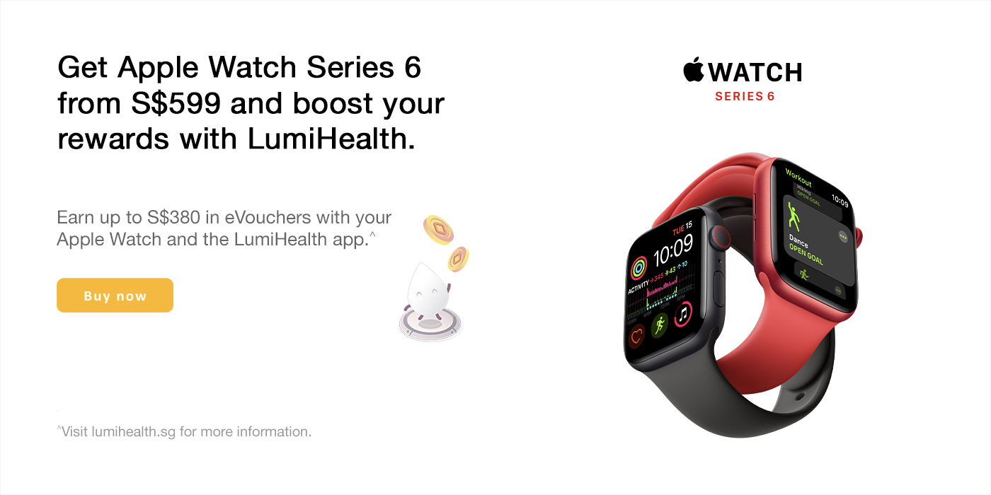 Apple Watch Series 6 Desktop Avail
