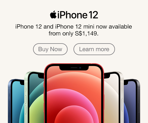 iPhone 12 mini Mobile Avail