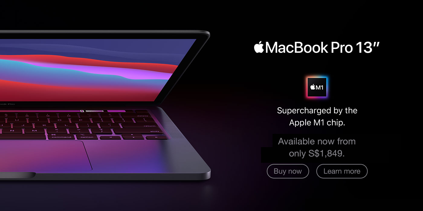 MacBook Pro M1 Avail Desktop