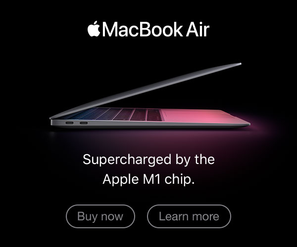 MacBook Air M1 Mobile