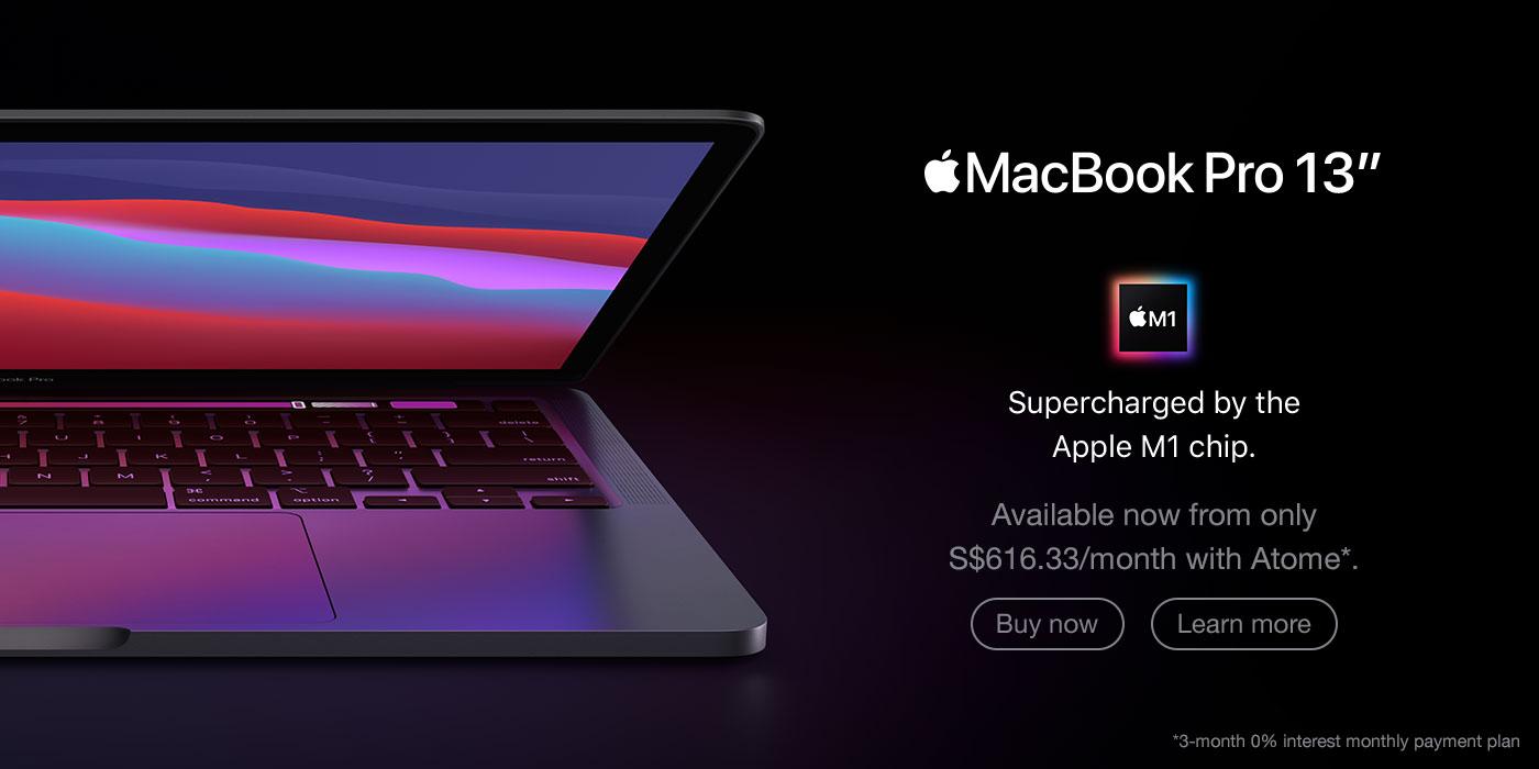 MacBook Pro M1 Avail Desktop