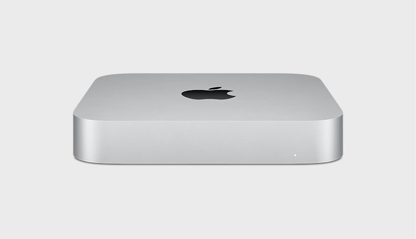 Mac mini with Apple M1 chip