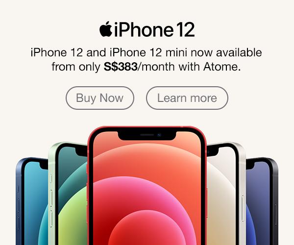iPhone 12 mini Mobile Avail