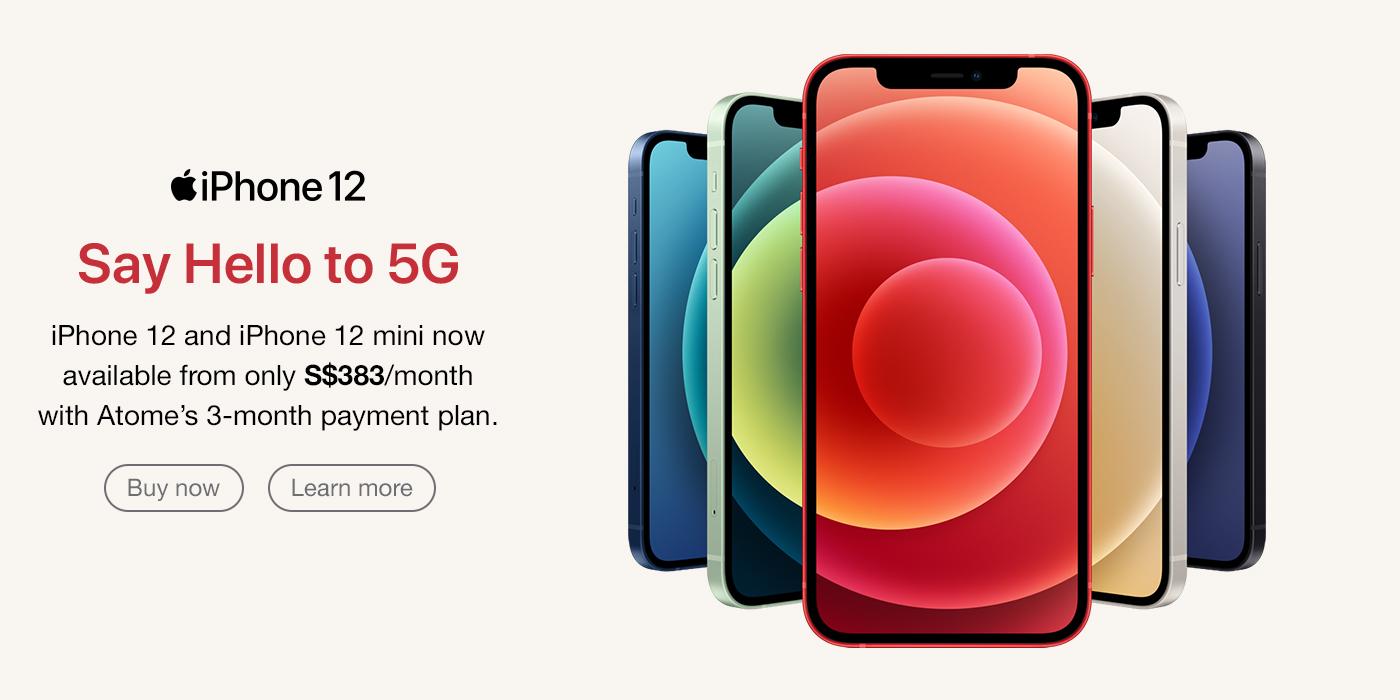 iPhone 12 mini Desktop Avail