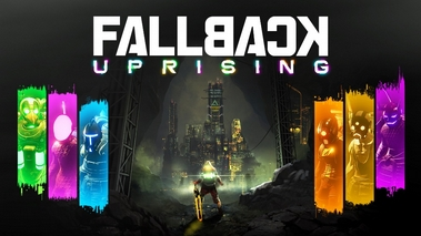 The indie game Fallback joins publishing label Microids Indie with a new edition: Fallback Uprising