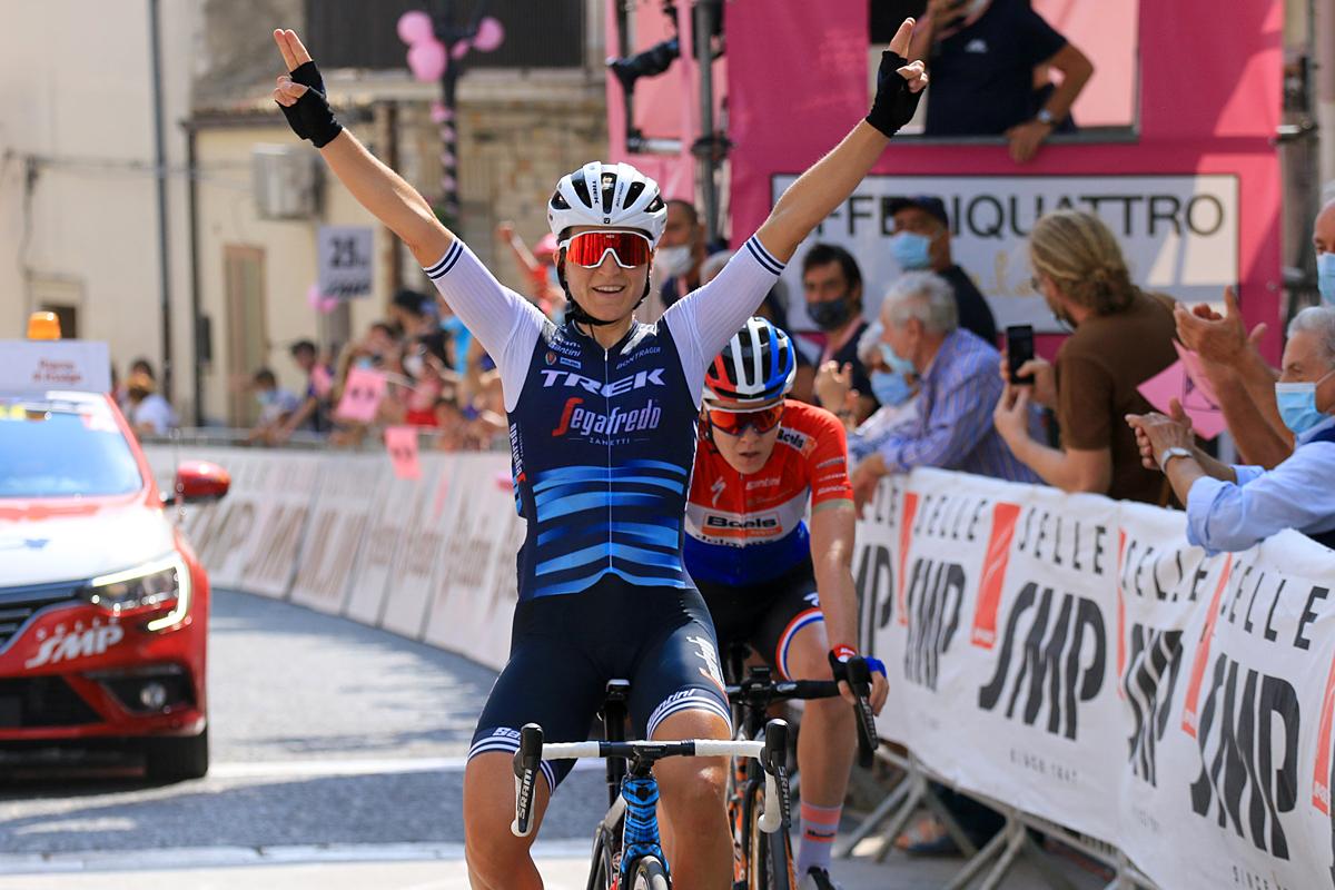 Elisa Longo Borghini Photo (c) Flaviano Ossola