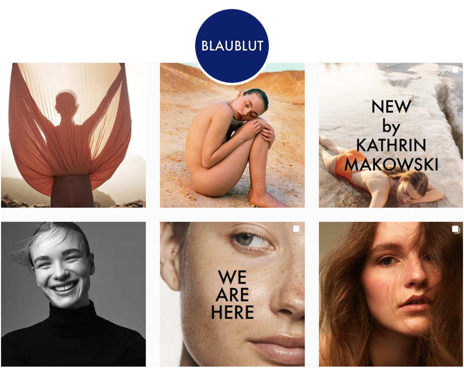 BLAUBLUT EDITION Photo Agency Instagram