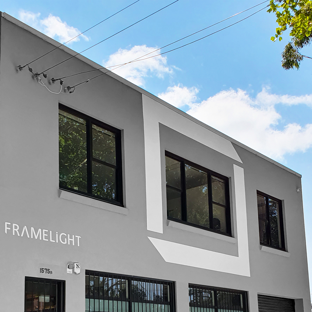 FrameLight Building
