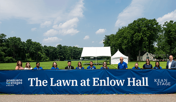 Our team welcomes you to the Lawn at Enlow Hall