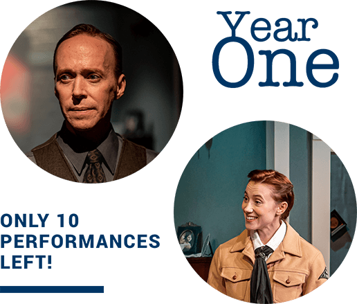 There are only 10 performances left!