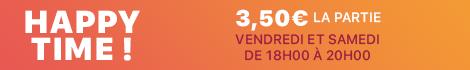 A.R.C.A.D.E — Bowling — Happy Time — Port-Jérôme-sur-Seine