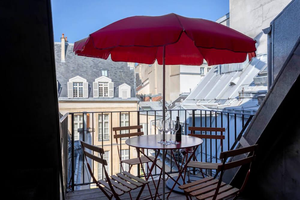 Long-Term Apartment Rental Le Colibri
