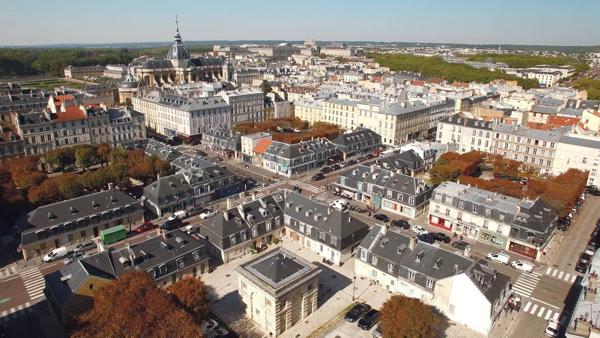 The Ville de Versailles