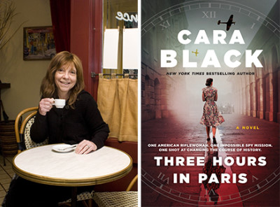 Cara Black - Three Hours in Paris