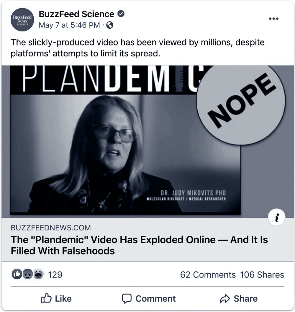 The Plandemic Video