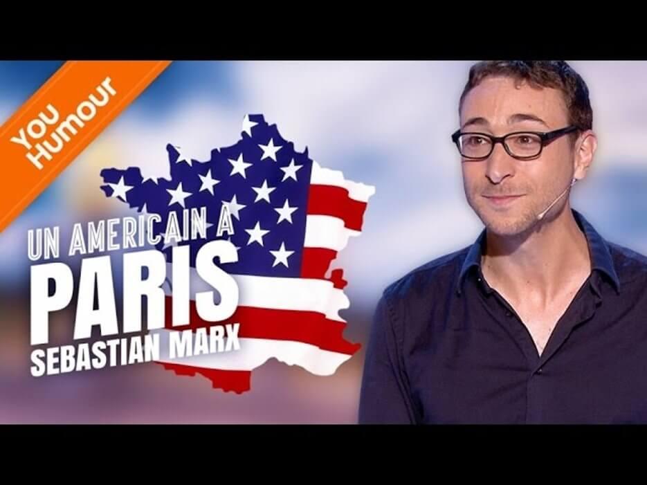 Sebastien Marx Un American A Paris