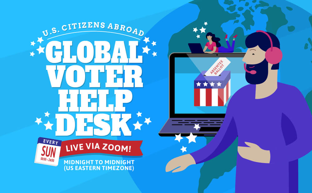 Global Voter Help Desk