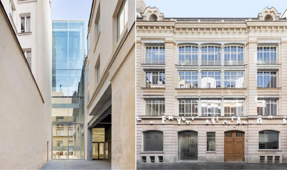Fondation Lafayette Anticipations