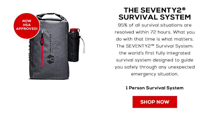 The SEVENTY2®Survival System