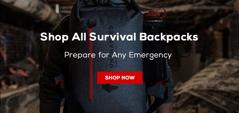 Shop All Survival Backpacks