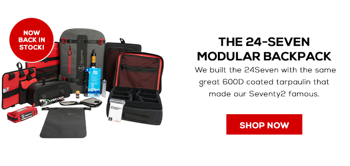 The 24-Seven Modular Backpack