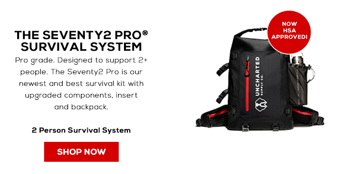 The Seventy2 Pro®Survival System