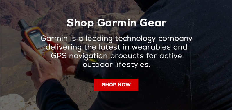 Shop Garmin Gear
