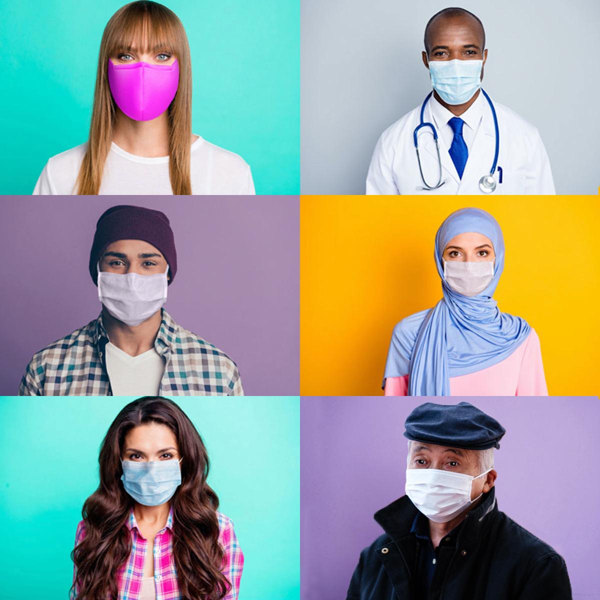 Masked Pennsylvanians