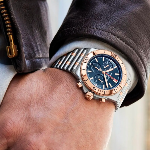 Breitling technology