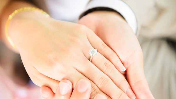 Engagement Ring Symbolism