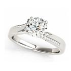 engagement ring white gold
