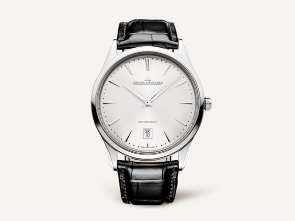 Jaeger-LeCoultre-Master Ultra Thin Date