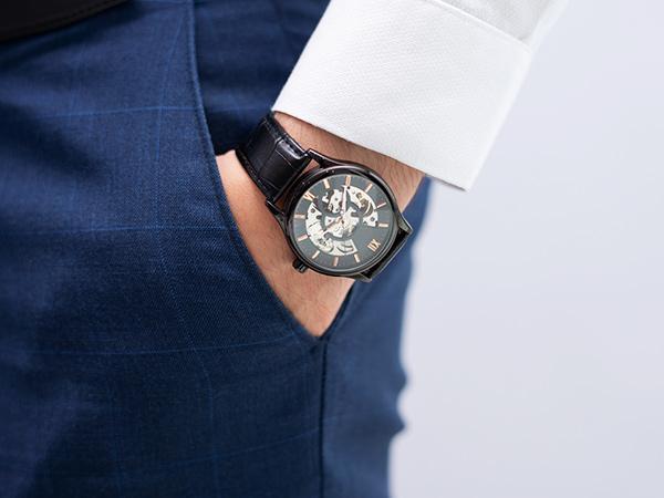man timepiece