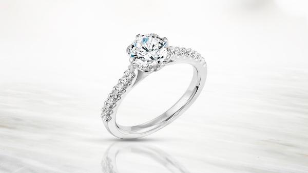 Goldman engagement ring