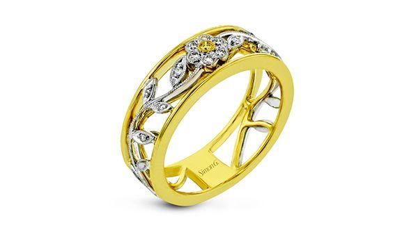 Gold Fashion Ring