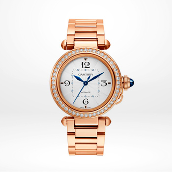 Cartier timepiece
