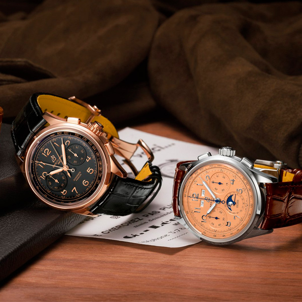 Breitling collection