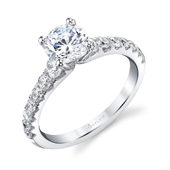 Solitarie Engagement Ring