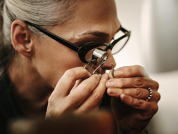 Repair jewelry