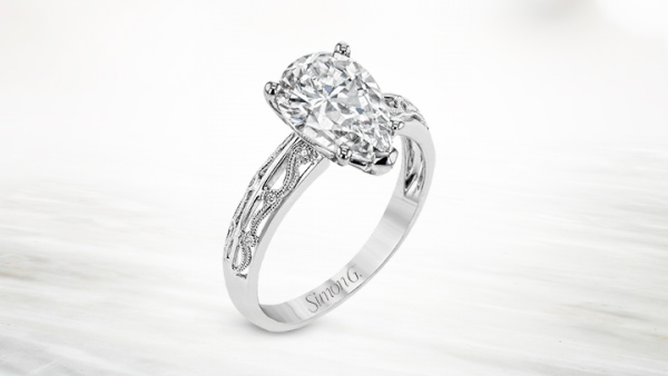 Simong G. engagement ring
