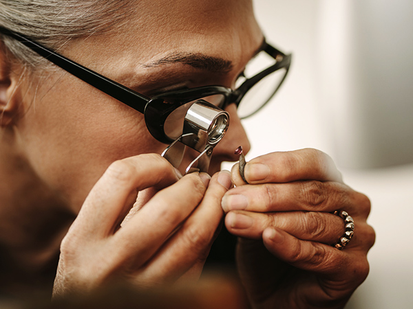 Religious jewelry repair