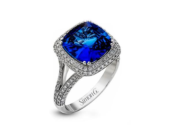 Gemstone Fashion Ring