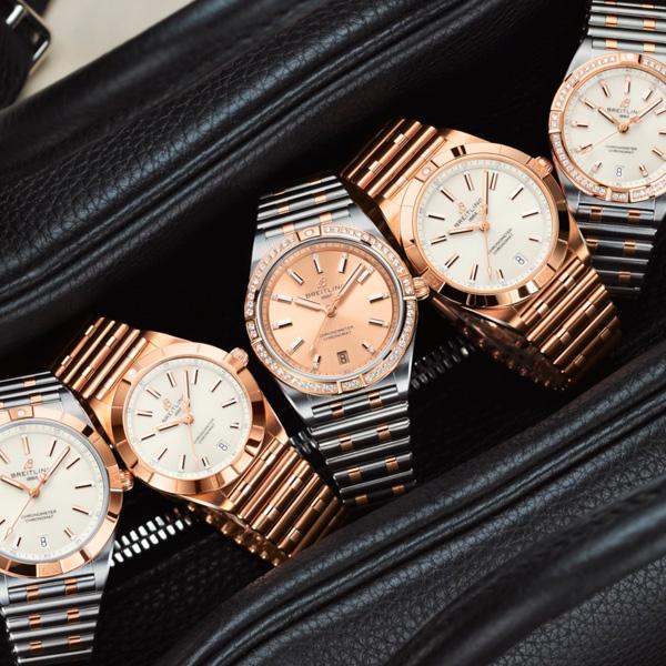 Breitling timepieces