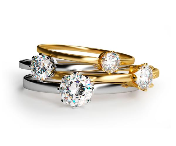 Engagement rings origin