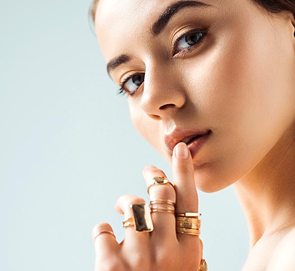 Rings fingers