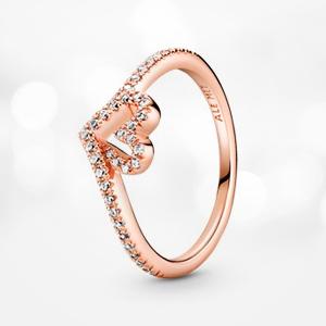 PANDORA shiny ring