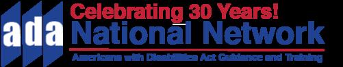 ADANN 30th Anniversary logo