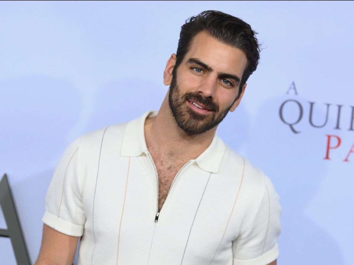 """Nyle DiMarco attends the premiere of """"A Quiet Place Part II"""" at Lincoln Center on March 8, 2020 in New York. In his new Netflix series Deaf U, DiMarco turns the camera on students at Gallaudet University."""