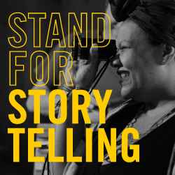 Stand for Storytelling